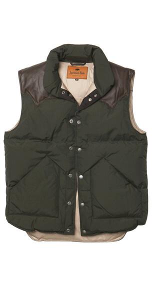 Jackson Hole M's Originals Original Down Vest Olive